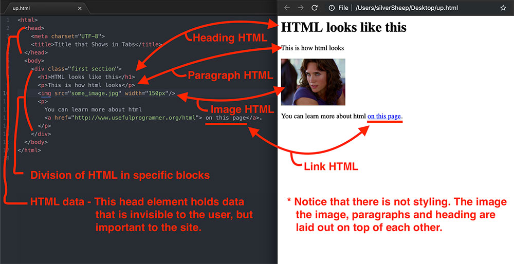 what programming language should i learn first - HTML